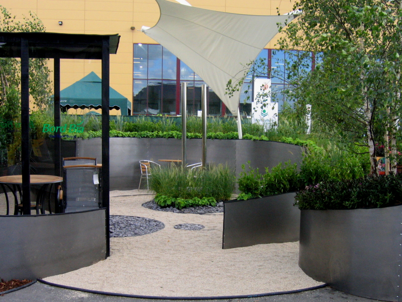 Bord Bia Reception Garden