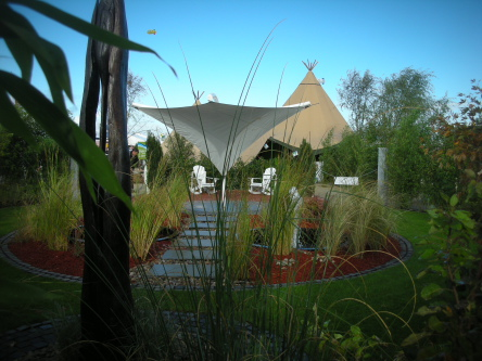 Show Gardens at Ploughing Championships